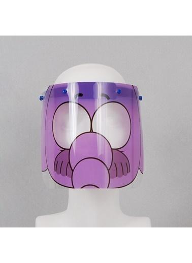 Kral Şakir Kral Şakir Necati Çocuk Yüz Koruyucu Siperlik Maske Renkli